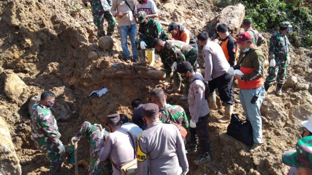 Longsor di Areal Proyek PLTA Batang Toru, 3 Meninggal