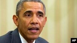 Tổng thống Obama nói rằng Iran đã đồng ý không 'tồn trữ' những vật liệu cần thiết để chế bom hạt nhân.