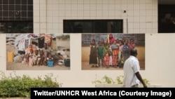 Des centaines d'expositions, des vernissages à n'en plus finir et des œuvres exposées aux quatre coins de Dakar lors de la biennale de Dakar, Dak'Art, 29 mai 2018. (Twitter/UNHCR West Africa)