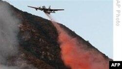 چهار گوشه جهان: آتش سوزی در جنگلهای شمال کاليفرنيا و خبرهای ديگر