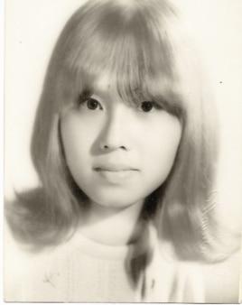 Bà Mathilde trước khi đi du học