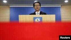 El ministro de Unificación de Corea del Sur, Ryoo Kihl-jae dio a conocer con prontitud la aceptación de Seúl.