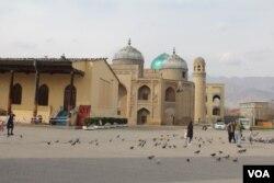Tojikistonning Xoʻjand shahridagi Shayx Maslihaddin masjidi
