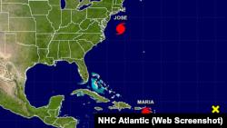 El potencial huracán de categoría cinco, devastó a Dominica tras su paso.