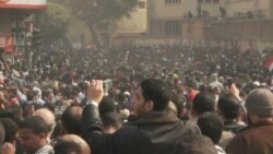 Egyptian Activist Provides Behind Scenes Look at Protest