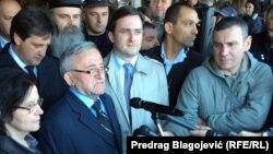 Vladimir Lazarević vratio se u Srbiju nakon odsluženja zatvorske kazne od 10 godina zbog ratnih zločina na Kosovu, 2015.
