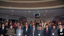 來自北美、歐洲以及東亞地區的華裔和外籍學者,在哈佛舉行中美關係和中國問題的學術研討會。