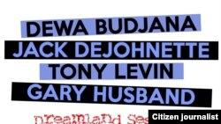 Dewa Budjana garap dua album baru di Amerika (foto/dok: Dewa Budjana)