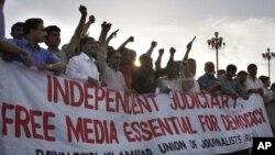 Press Freedom Day 2008