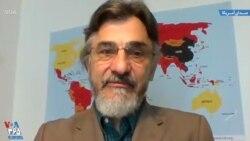رضا معینی، مسئول بخش ایران و افغانستان سازمان گزارشگران بدون مرز