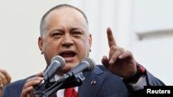 Diosdado Cabello promovió la exclusión de la diputada María Corina Machado de la Asamblea Nacional.