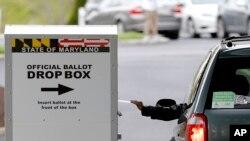 Um voto pelo correio