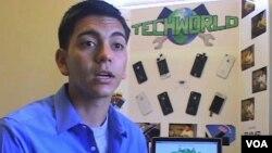 Vincent Quigg, osnivatelj TechWorlda