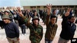 اقدامات خشونت آمیز نیرو های امنیتی با اعتراض کنندگان در طرابلس