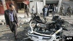 İraqda silsilə bomba hücumları
