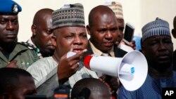Kashim Shettima, gwamnan Borno.