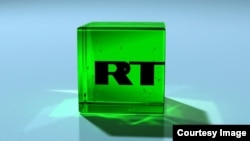 RT Russia Today. Скриншот с вебсайта Радио Свобода.