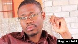 Godinho Cristovao activista dos direitos humanos em Angola