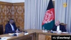 د امریکا د دفاع وزیر د هند د سفر نه وروسته افغانستان ته تللی.