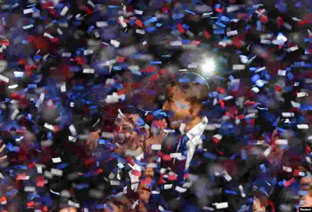 Америка выбрала президента