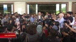 Cựu lãnh đạo Malaysia bị truy tố tham nhũng