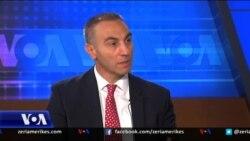Intervistë me deputetin e parlamentit të Maqedonisë së Veriut Artan Grubi