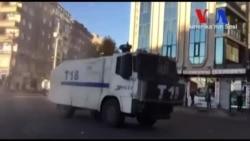 Diyarbakır Sokaklarında Çatışmalar
