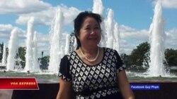 Cụ bà ở Hà Nội viết thư cho Tổng thống Trump lên án tội ác CNXH