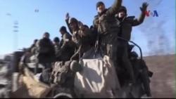 Ukraine tố cáo quân nổi dậy tiếp tục tấn công bất chấp lệnh ngưng bắn