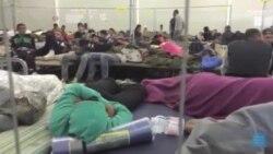 انتقاد دیدبان حقوق بشر از وضعیت اردوگاه پناهجویان در مجارستان