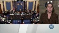 Справа імпічменту: у Сенаті команда захисту президента підсумовує свої аргументи. Відео
