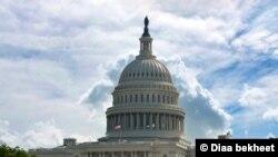 The U.S. Capitol building in Washington, DC. (Photo by Diaa Bekheet)