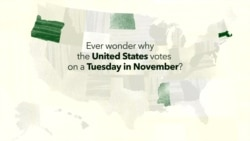 Why Do Americans Vote on Tuesday in November?