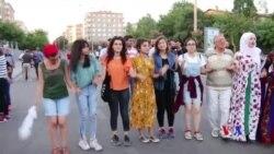 Şahiya Xortan li Amedê Bo Piştevaniya HDPê