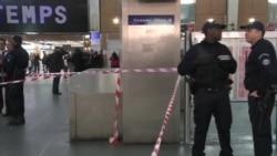一名法國軍人在巴黎附近遇襲