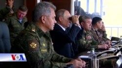 Trung Quốc tham gia cuộc tập trận lớn nhất của Nga