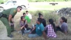 ABD'de Çocuk Göçmen Krizi