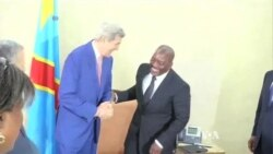 Kerry Calls on Congo's Kabila to Honor Constitution