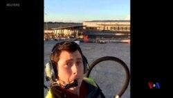 在西雅圖偷走和墜毀飛機者身份公佈