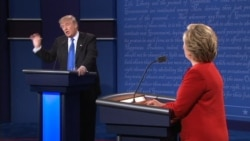 Clinton and Trump Debate The Trans-Pacific Partnership (TPP)