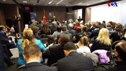 Başbakan Yıldırım New York'ta 10 Kasım Atatürk'ü Anma Töreni'ne Katıldı