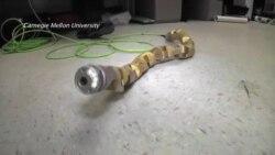 ساخت ربات خزنده توسط دانشمندان دانشگاه کارنگی ملون