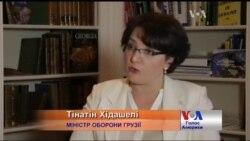 Причини агресії Путіна - всередині Росії - міністр оборони Грузії. Відео