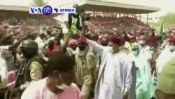 VOA60 AFIRKA: A Jamhuriyar Nijar kotun tsarin Mulki ta kasar ta tabbatar da nasarar da Bazoum Mohammed ya samu a zagaye na biyu