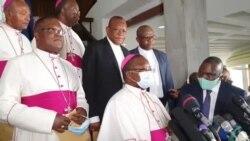 Cardinal Ambongo asengi mbongwana ebima na boyoki bato Tshisekedi azali kosala