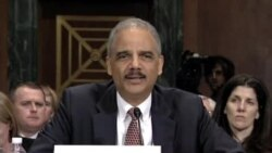 霍爾德稱不打算使用無人機在美國打擊恐怖份子