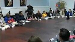 Venezuela: Maduro denuncia a Estados Unidos