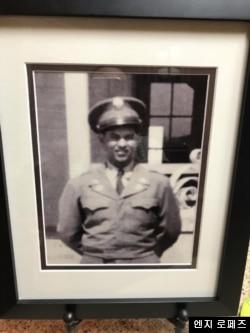한국전쟁 중 실종된 이후 약 70년 만에 송환된 유해에서 신원이 확인된 아서 라미레즈 미 육군 상병. 사진 제공 = 엔지 로페즈.