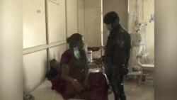 افزایش تعداد قربانیان آنفلونزای خوکی در هندوستان