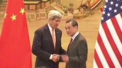 Hoa Kỳ, Trung Quốc thảo luận về Biển Đông